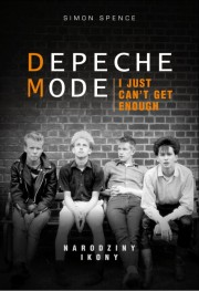 "DEPECHE MODE ""I Just  Can't  Get  Enough"""