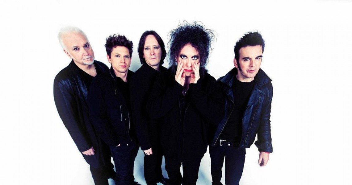 The Cure ogłosili europejską trasę koncertową