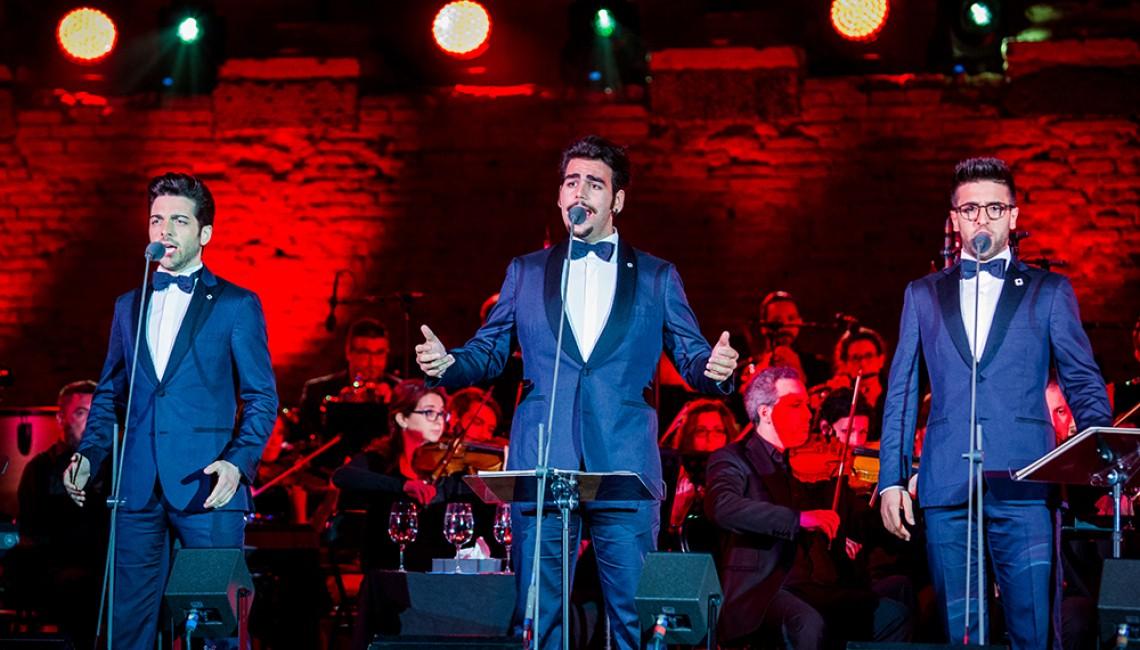Il Volo po znakomitych koncertach we Włoszech. Polscy fani czekają na Gliwice