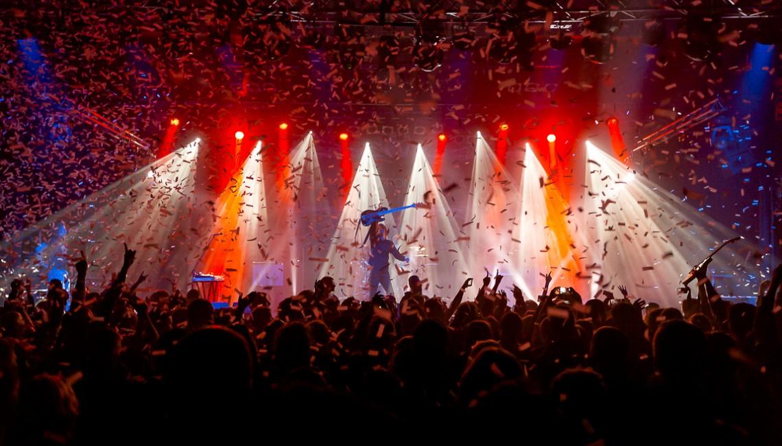 Trasa koncertowa Tides From Nebula: Rozpiska czasowa