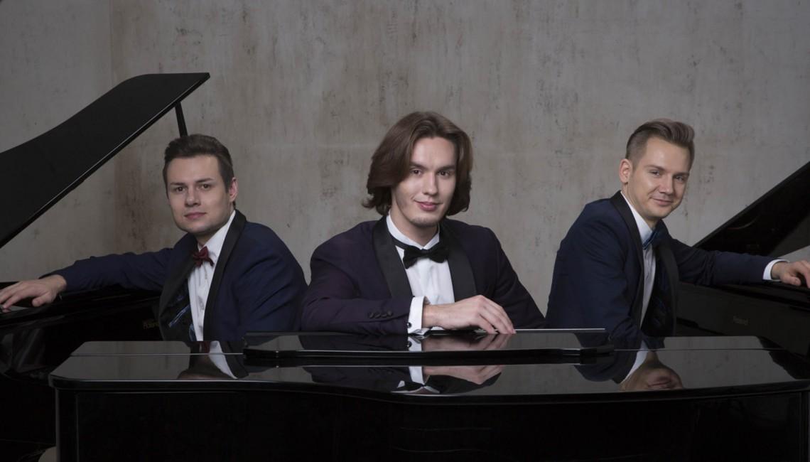 Oklaski na stojąco dla pianistów z Bel Suono!