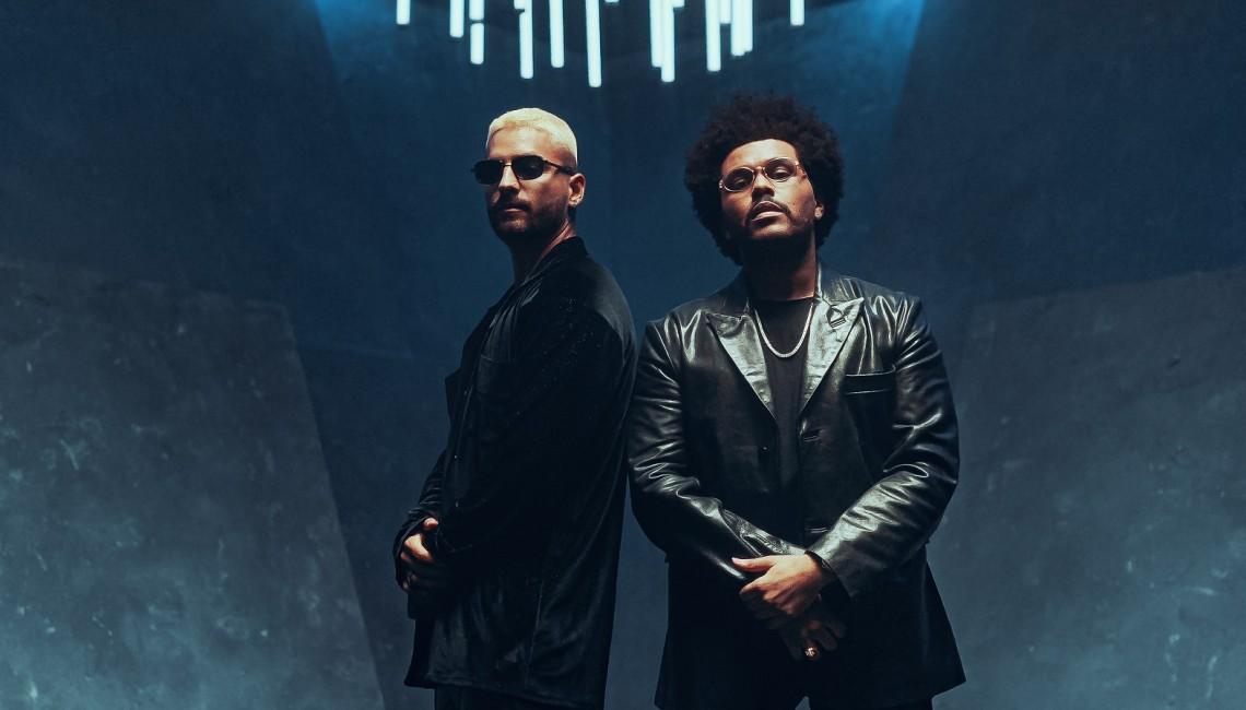 """The Weeknd po raz pierwszy po hiszpańsku, w remiksie """"HAWÁI"""" Malumy!"""