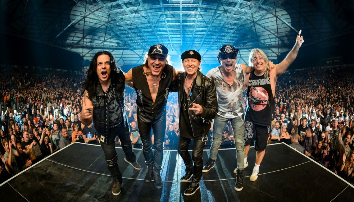 Scorpions: legendy rocka w Gliwicach