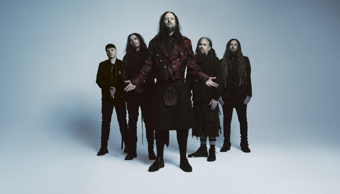 """Nowy album grupy Korn """"The Nothing"""" już dostępny!"""