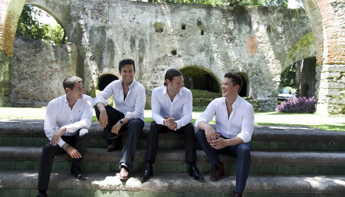 Bezpłatne wejściówki na koncert Il Divo