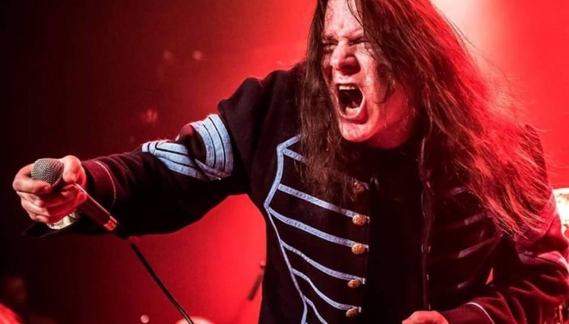 Nils Patrik Johansson zapowiada solowy album
