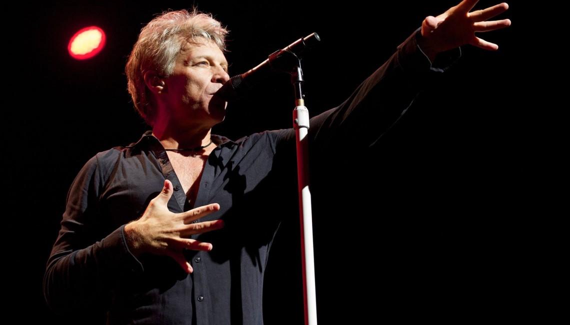 Bon Jovi na ceremonii ukończenia uniwersytetu