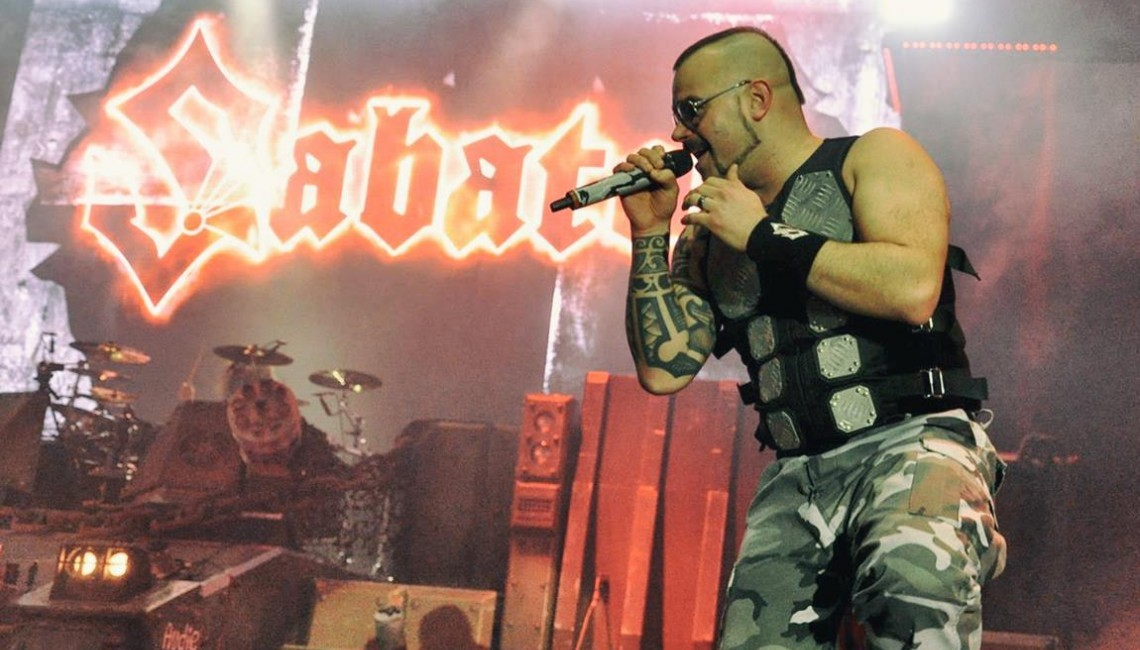 "Sabaton prezentuje klip do utworu ""The Last Stand"""