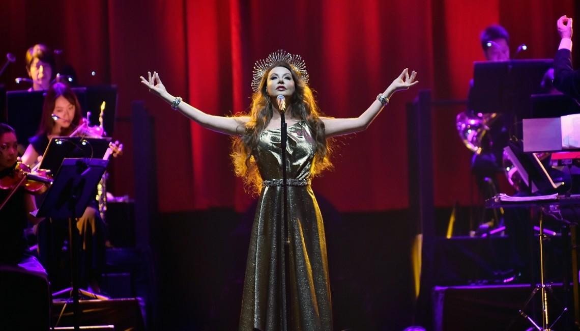Sarah Brightman zaśpiewa w Warszawie z najlepszymi!
