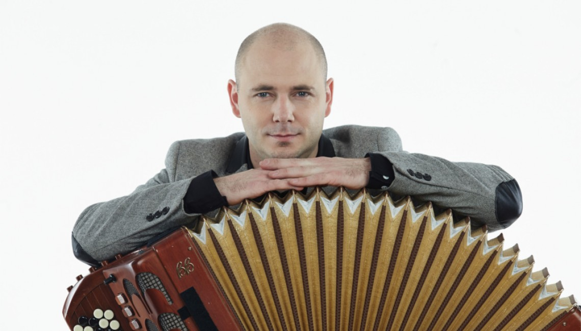 Wirtuoz akordeonu wystąpi we Wrocławiu