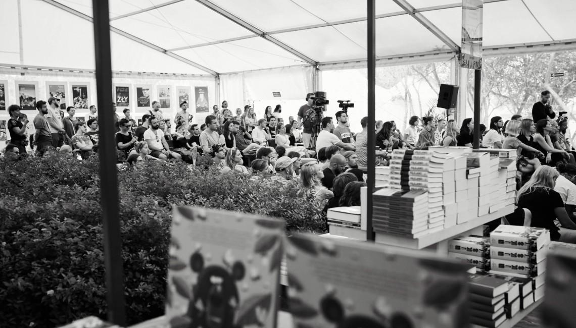 OFF Festival Katowice 2019: Kawiarnia Literacka stawia pytania