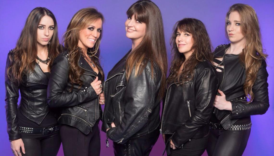 The Iron Maidens na trzech koncertach w Polsce