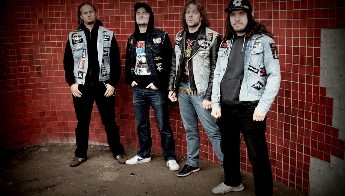 Terrordome i Deathreat: Boiling Aggression Tour 2018