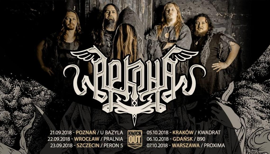 Tyr i Arkona w Polsce: Koncerty odwołane
