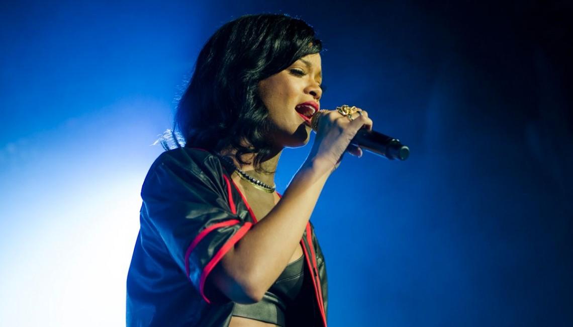 Rihanna na szczycie listy Billboard Hot 100