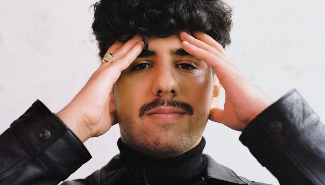 Kamil Hussein: kiedyś pracował jako kierowca Ubera, dziś debiutuje singlem!