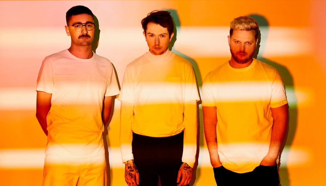 "alt-J prezentuje klip do ""Deadcrush""!"