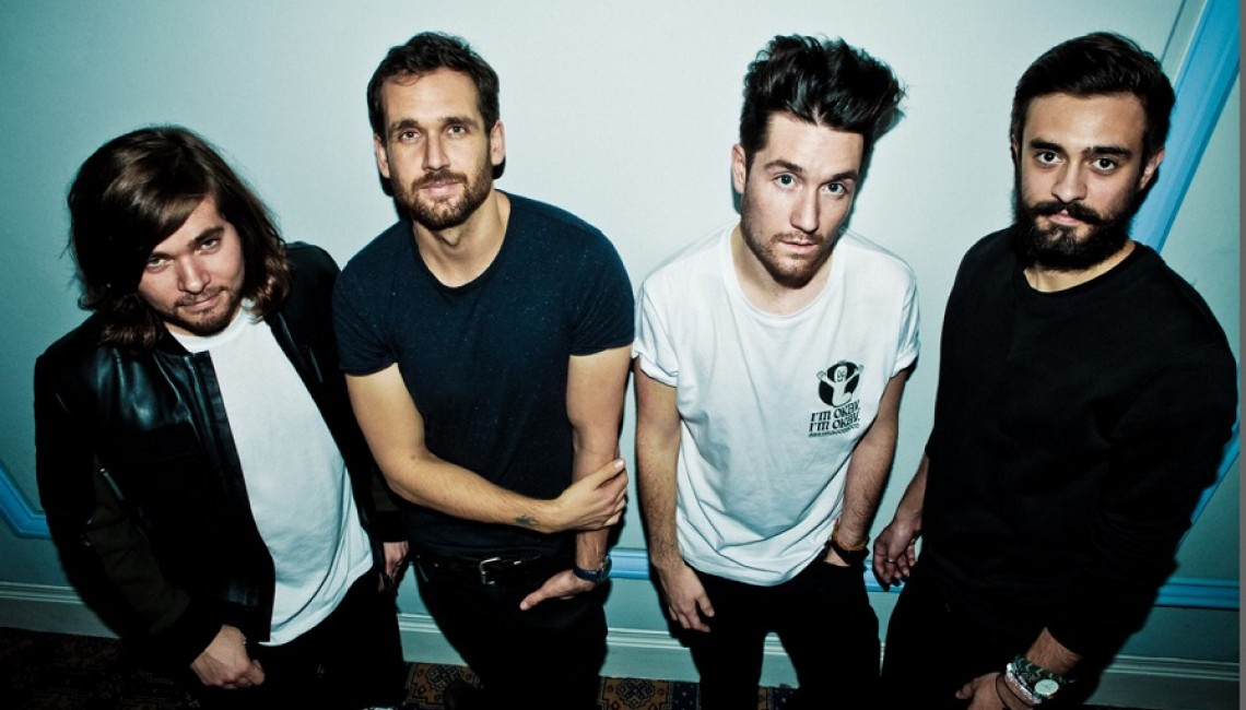 "Bastille prezentują nowy singiel ""World Gone Mad"""