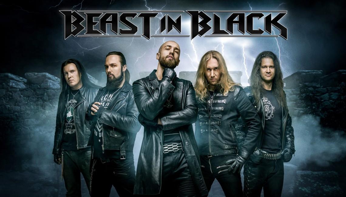 Beast In Black i Scarlet Aura wystąpią przed Rhapsody w Warszawie