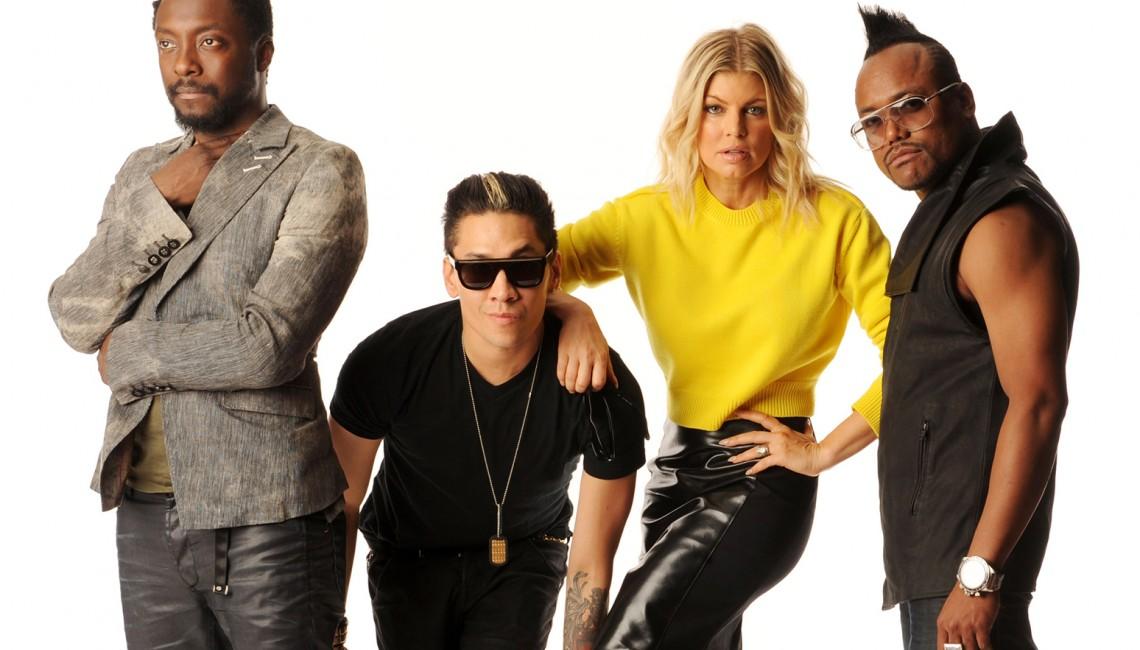 Black Eyed Peas prezentuje nowy utwór!