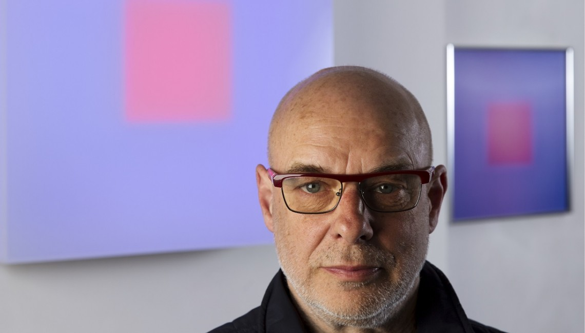 "Brian Eno ""Music For Installations"". Premiera już w maju"