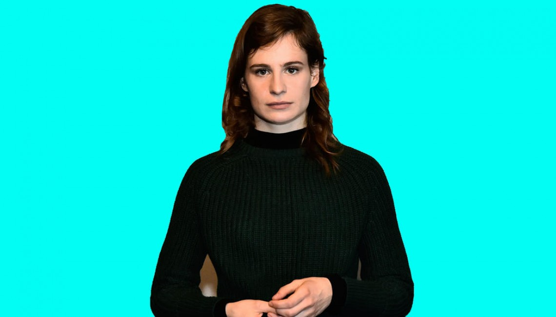 Christine and the Queens na żywo z Capitol Studios