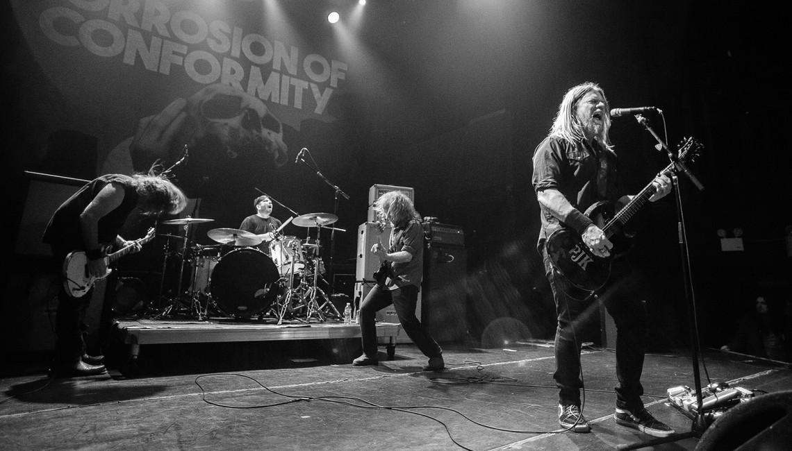 Corrosion of Conformity na jedynym koncercie w Polsce!
