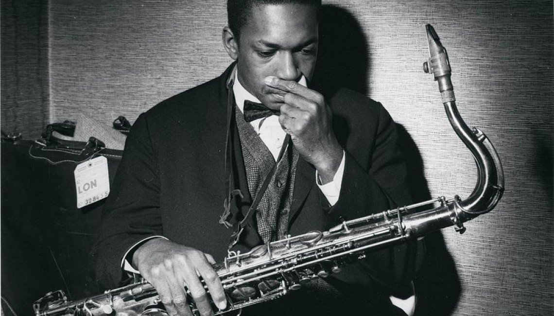 "John Coltrane prezentuje szczegóły płyty ""A Love Supreme: Live in Seattle"""