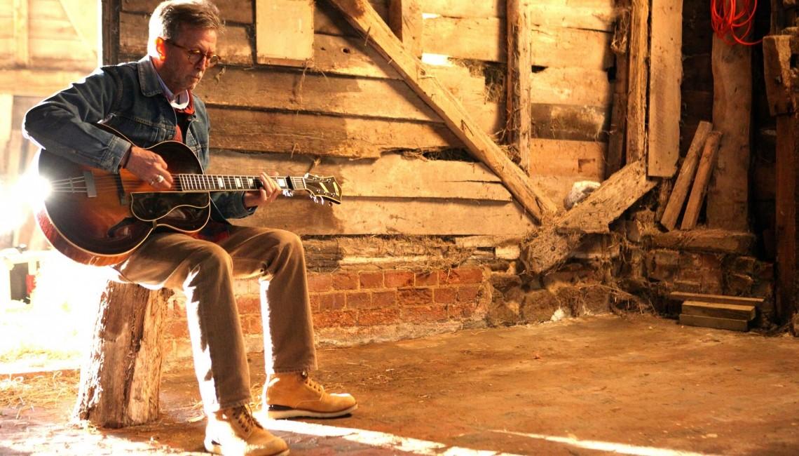 Eric Clapton i jego lockdownowe akustyczne sesje