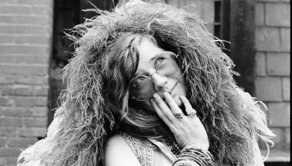 """Celebrujemy 50 lat """"Pearl"""" Janis Joplin"""