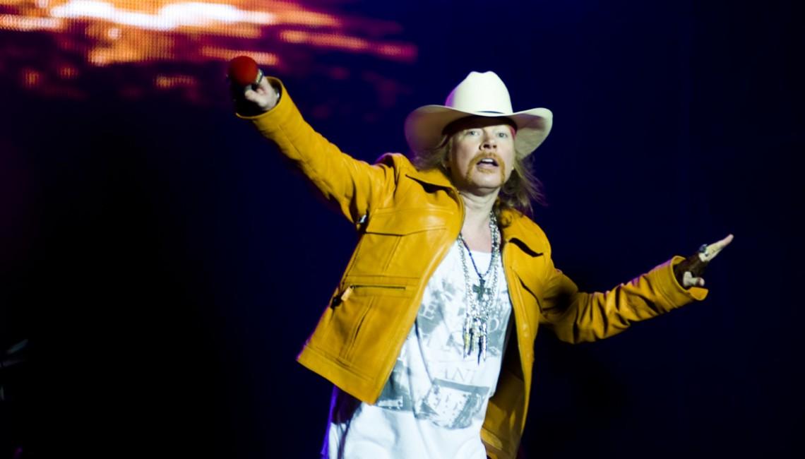 Wiemy, kto zagra przed Guns N' Roses!