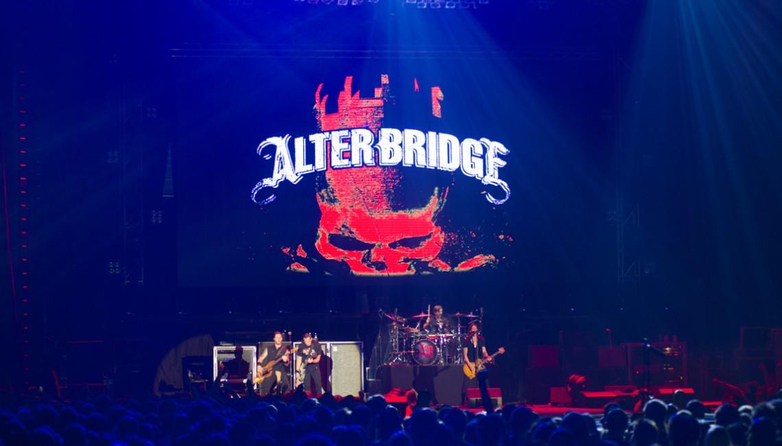 Alter Bridge ponownie w Polsce!