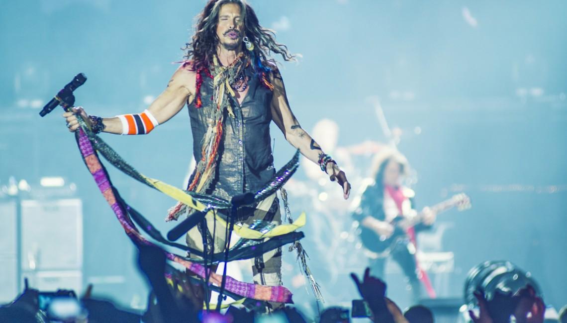 Aerosmith rozpoczęli trasę AERO-VERDICI BABY!