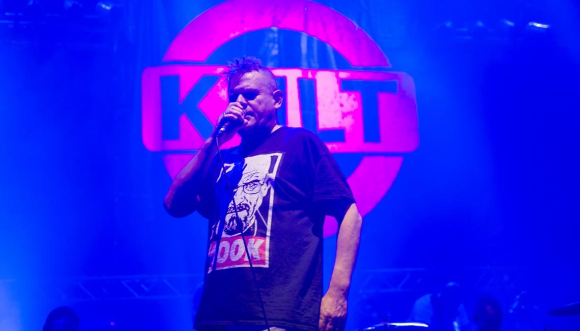 Koncert Kultu w październiku w Krakowie