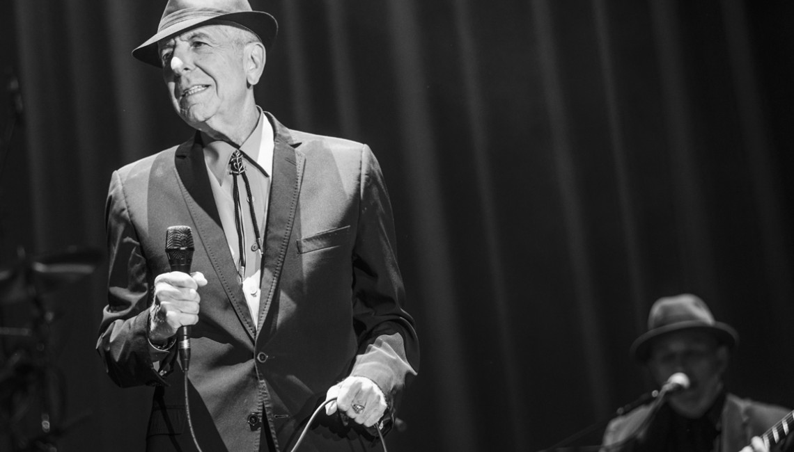 """""""Thanks for the Dance"""" – osiem nieopublikowanych utworów Leonarda Cohena"""