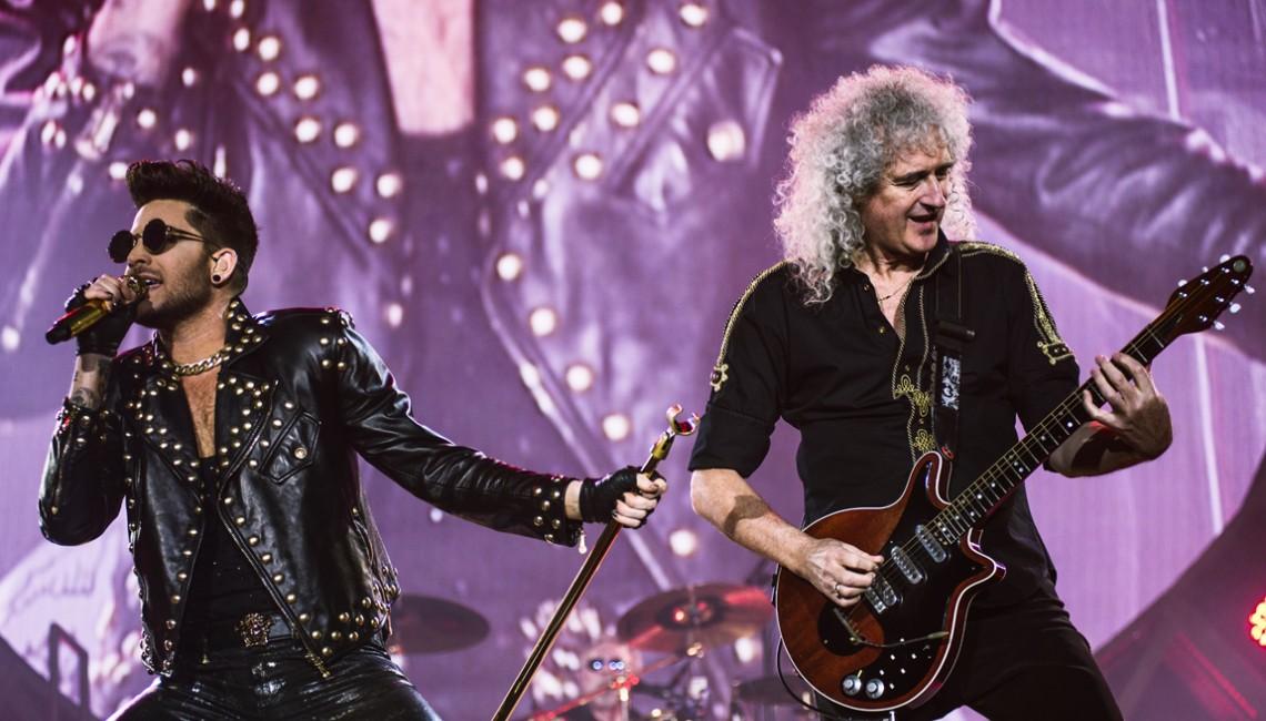 Ameryka zachwycona trasą Queen i Adamem Lambertem!