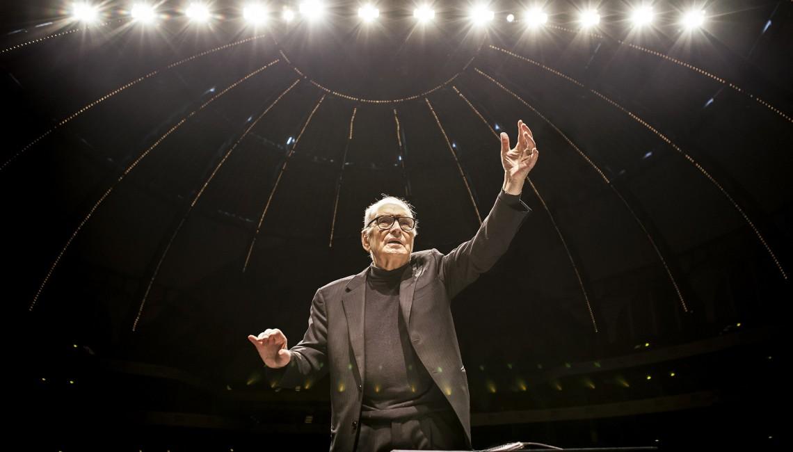 Ennio Morricone tworzył również dla Polaków. W październiku zagra dla nich w Łodzi