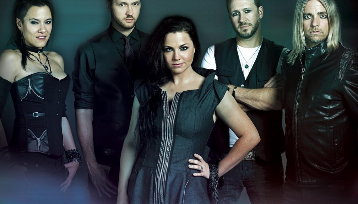 Czy w Warszawie usłyszymy nowe utwory Evanescence?
