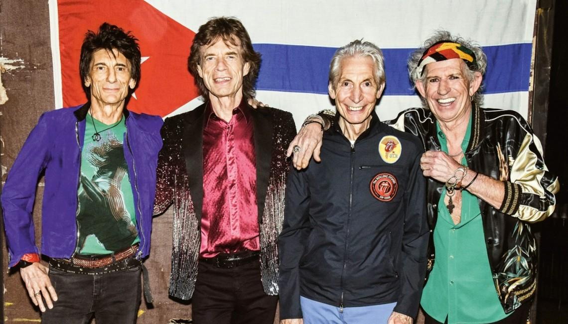 """The Rolling Stones prezentują utwór """"Scarlet""""!"""