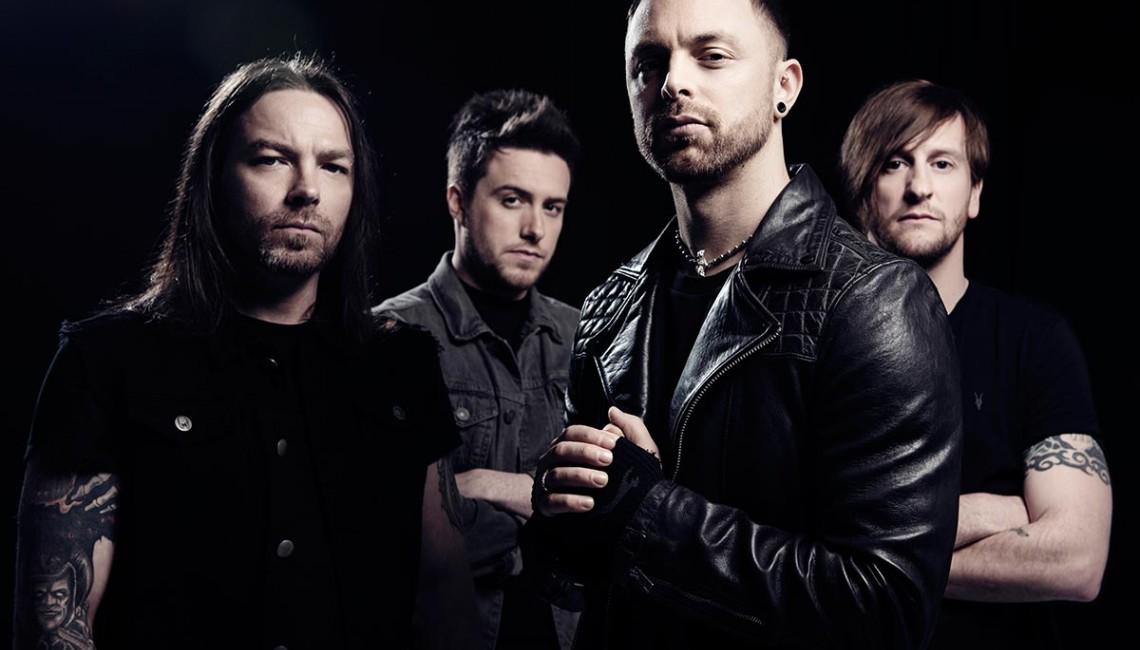 Bullet For My Valentine wracają do Polski jeszcze w tym roku!