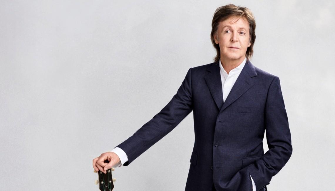 """Pierwszy klip do """"Come On To Me"""" Paula McCartneya już dostępny"""
