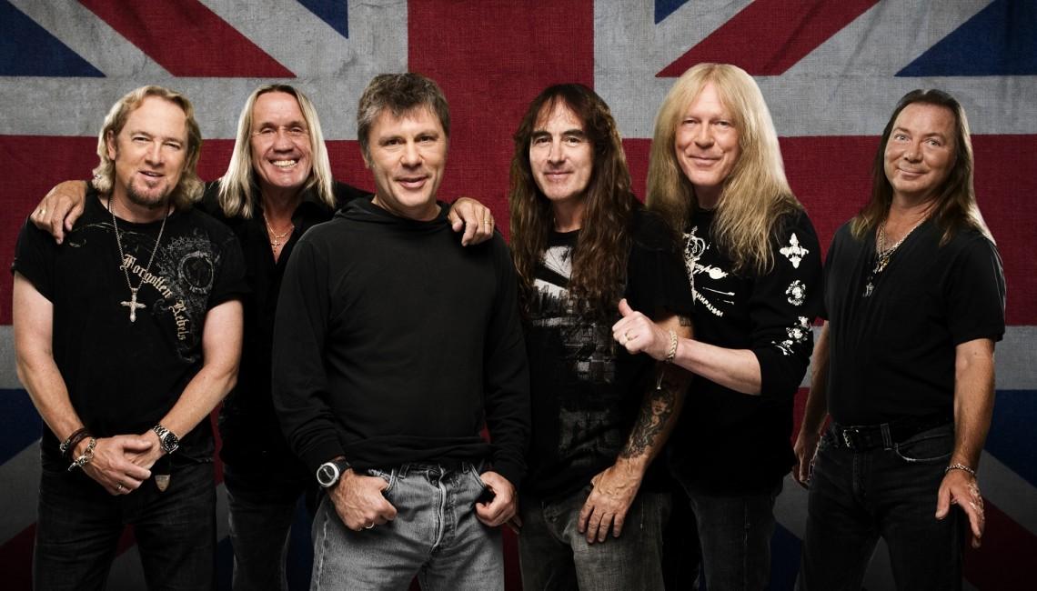 Wspomnienia z trasy Iron Maiden w całości w sieci!