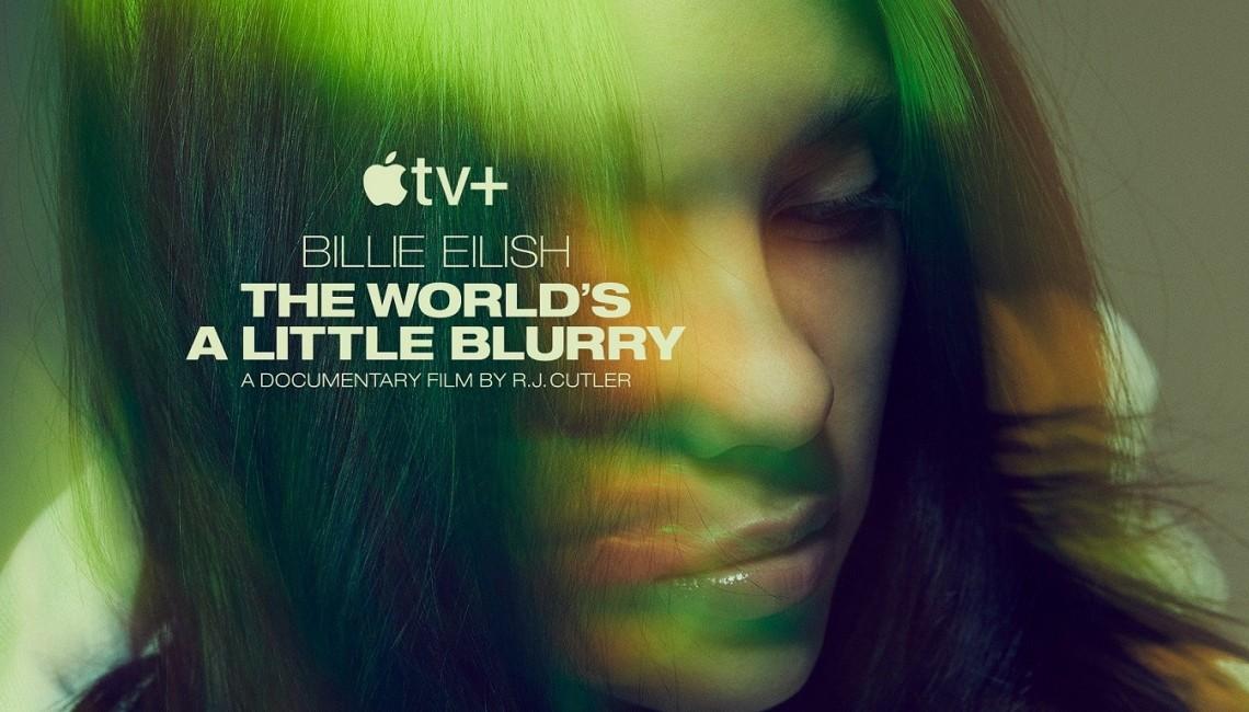 """Apple Original Films prezentuje trailer oraz ogłasza datę premiery filmu """"Billie Eilish: The World's A Little Blurry"""""""