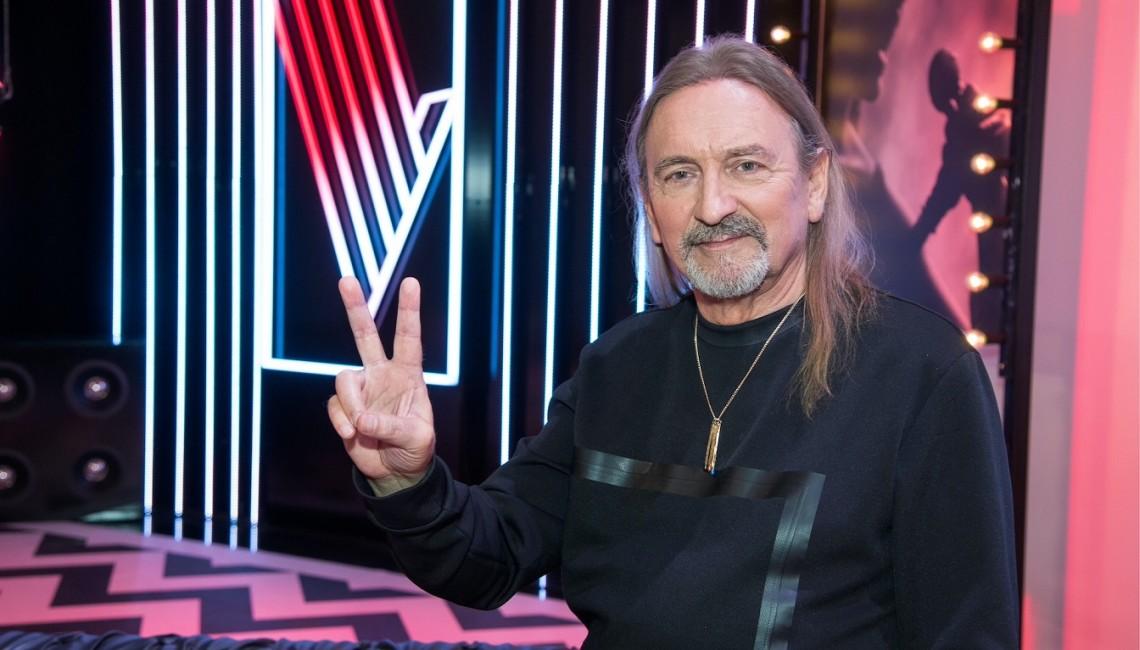 """Marek Piekarczyk wprawił w osłupienie trenerów """"The Voice of Poland""""!"""