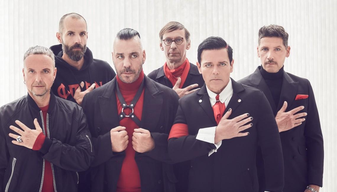 """Rammstein zaprezentował klip do utworu """"Ausländer"""""""