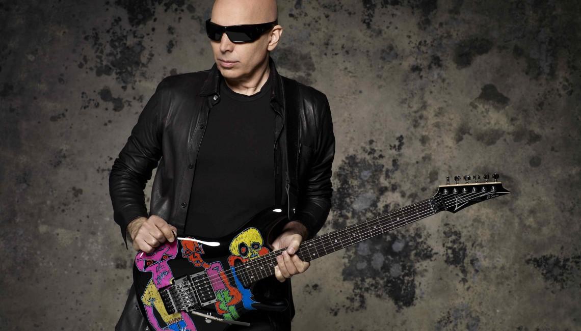 Joe Satriani prezentuje klip wyreżyserowany przez syna