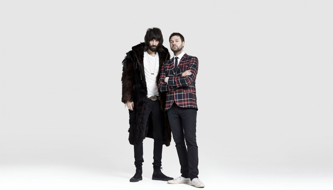 Kasabian: 'For Crying Out Loud' nowy album już pod koniec kwietnia!