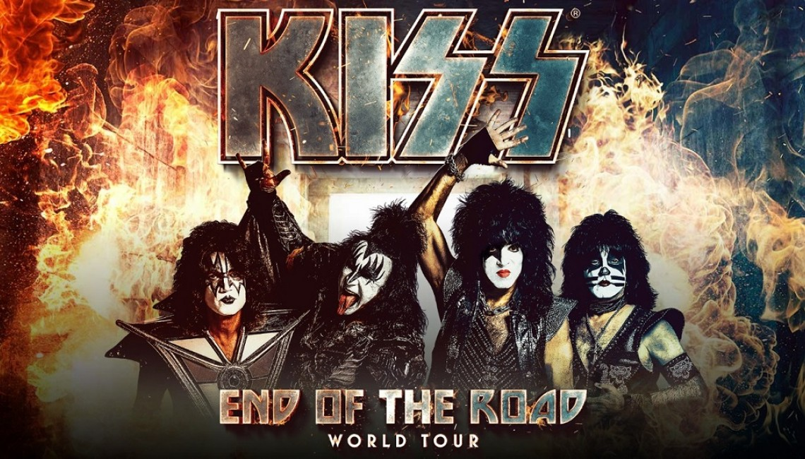 KISS: End of the Road World Tour - bilety już w sprzedaży!