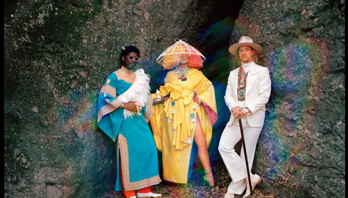 Sia. Diplo. Labrinth. Dwa premierowe utwory nowej supergrupy LSD!