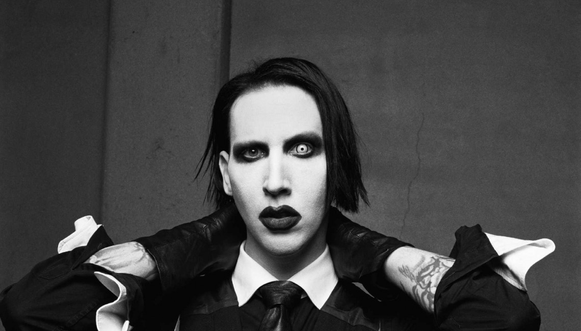 """Nowy singiel Marilyna Mansona zapowiadający album """"Heaven Upside Down"""""""
